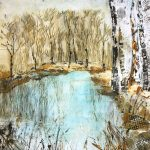 Lyveden New Bield in Summer by Kay Clark