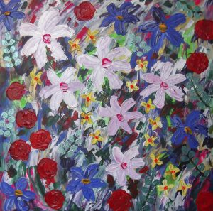 flowers-in-the-sun-painting-by-charron-pugsley-hill