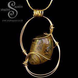rutilated-quartz-pendant