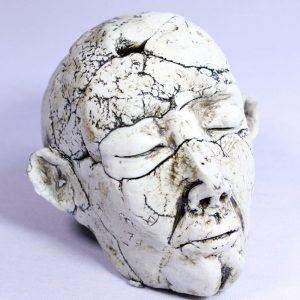 David William Sampson Paper weight head 2