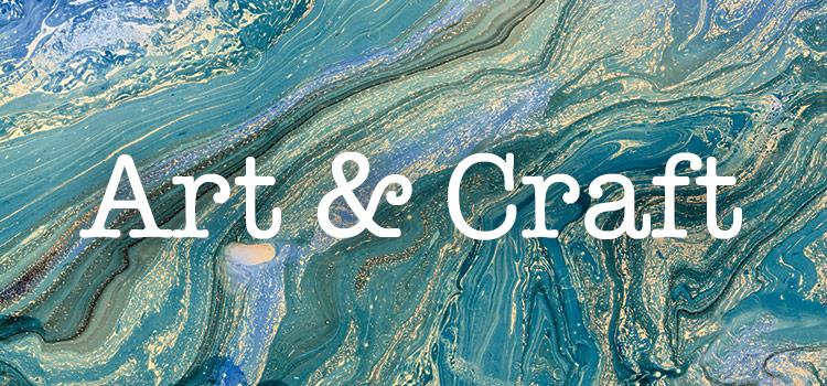 Spotlight on: Art and Craft
