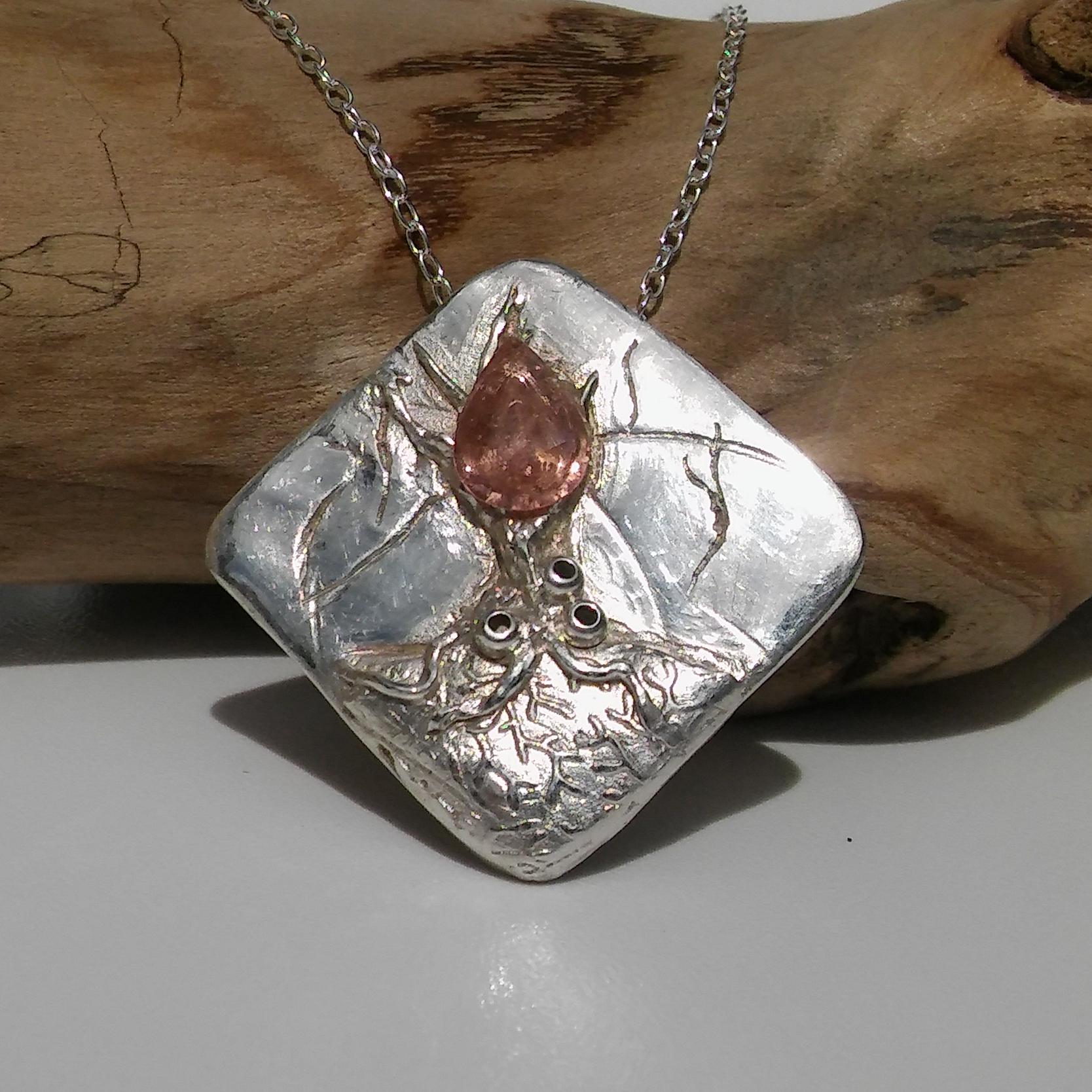 999 Fine Silver Pendant