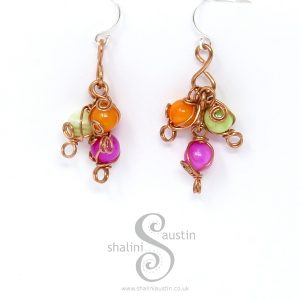 Shell Beads Earrings