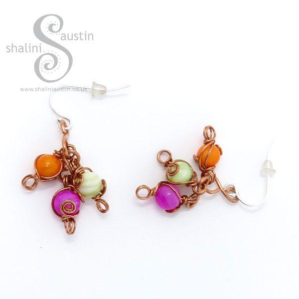 Shell Beads Earrings